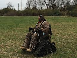 nonprofit provides outdoor activities for wounded soldiers and