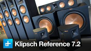 klipsch reference premiere 7 2 surround sound system review