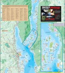 Lake George Six Flags Lake George Tourist Map The Great Escape S Now Part Of The Six
