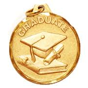 graduation medals reed ring corp