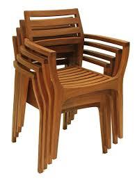 Single Bistro Chair Eucalyptus Bistro Chairs Set Of 4 Gardeners