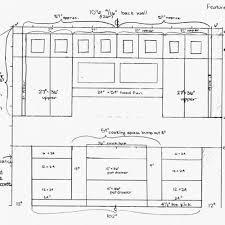 standard height for kitchen island lovely standard kitchen cabinet