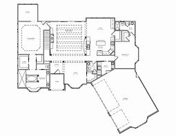 walkout ranch floor plans basement house plans fresh decor ranch house plans with walkout