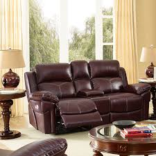 Power Reclining Sofas And Loveseats by Warner Power Reclining Loveseat With Power Headrest Bernie