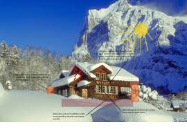 Home Design For Mountain Swiss Architecture As Example Lbs5fv Mountain Chaletdiagram Idolza