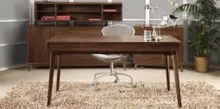 Handmade Office Furniture by Walnut Fitted Home Office Furniture Walnut Home Office Furniture