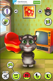 my talking tom 4 5 1 8 for android