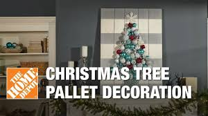 Christmas Ornament Holders Christmas Pallet Decorations Holiday Ornament Display Tree Youtube