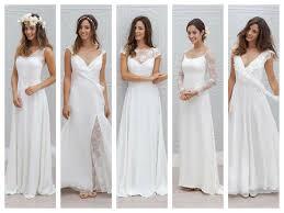 robe de mari e original de gauche à droite robes ella eléonore cécilia et