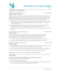 Graphic Design Resume Template Graphic Design Resume Sles Resume Templates