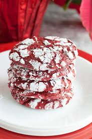 red velvet crinkle cookies sweet tea u0026 saving grace