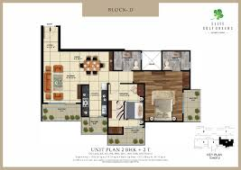 30 sq m plan elite golf green sector 79 noida