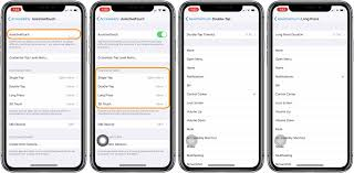 Used To Create A Virtual by Iphone X Create Useful Shortcuts With A Virtual Home Button For A