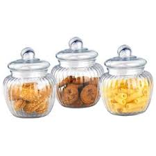 glass kitchen canisters airtight glass kitchen canisters jars