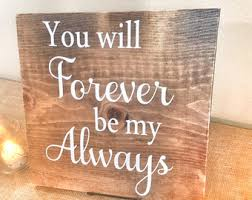 rustic wedding sayings wood signs sayings etsy