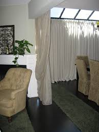 Curtain Room Divider Ikea Diy Curtain Room Divider Ideas A Home Decoration Improvement