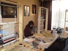 weekend building project a navajo style loom weaving in beauty