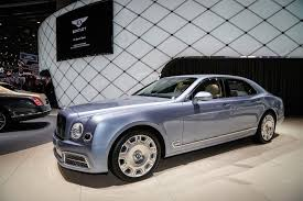2016 Bentley Mulsanne Facelift Priced From 229 360 Autocar