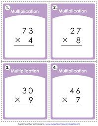 two digit times one digit multiplication worksheets multiplication worksheets 2 digit times 1 digit