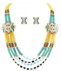 necklace designs with crystals images Bead necklaces designer crystal beads necklace jewellery jpg