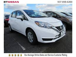 new 2017 nissan versa note sv hatchback in vandalia n17136 beau