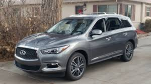 mitsubishi adventure modified 2017 infiniti qx 60 awd crossover u2013 stu u0027s reviews