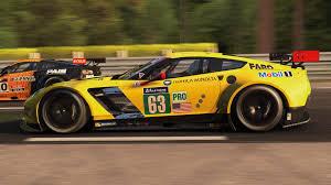 corvette project cars project cars more corvette c7 r previews