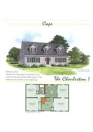 Charleston Floor Plan by Floor Plans Tri Tech Modular Homes