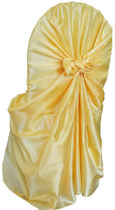 universal chair covers wholesale canary yellow taffeta universal chair covers wholesale