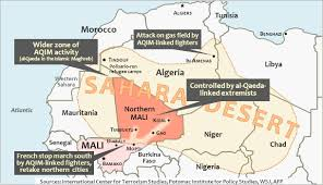 Map Of Mali Morocco On The Move Mali Defenders Outgunned By Islamists In