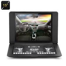 format video flashdisk untuk dvd player 15 6 inch swivel screen portable dvd player with media copy function