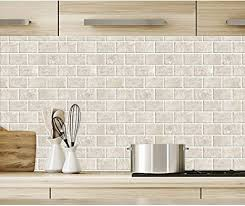 how to degrease backsplash longking peel and stick subway tile backsplash removable self adhesive kitchen backsplashes pack of 10 thicker design
