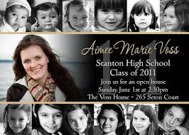 graduation party invitations walmart graduation party invitations