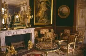 French Empire  Furniture Design History The Red - Empire style interior design