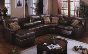 Endearing Traditional Living Room Ideas With Leather Sofas - Small leather sofas for small rooms