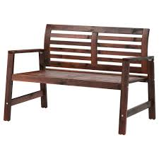 outdoor benches patio chairs the home depot pictures on remarkable