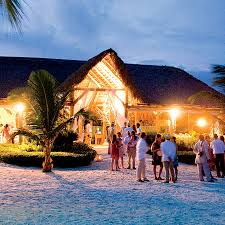 playa wedding venues a modern wedding in the republic seafood
