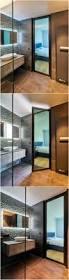 Dark Grey Bathroom Ideas by Modern