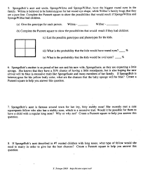 all grade worksheets punnett square practice worksheet with