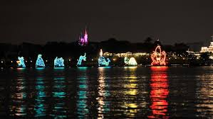 disney electric light parade electrical water pageant walt disney world resort