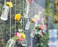 9 best decorating fences for weddings images on bottle