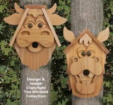 birdhouse wood patterns cow birdhouse woodcraft patterns