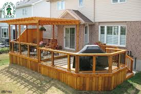 How To Build A Pergola On An Existing Deck by Modest Decoration Deck Pergola Exciting Deck With Pergolas
