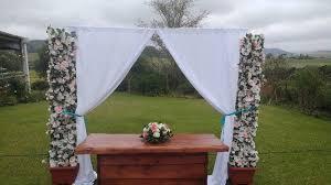 wedding arches gumtree wedding arch hire durban gumtree classifieds south