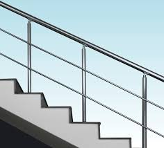 Handrails Advantages And Materials For Stainless Steel Handrails Hercules
