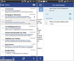 android mail client gmx mail is another mail client for android
