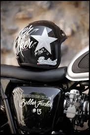 motorcycle equipment 35 best café racer helm images on pinterest bike helmets