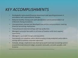 accomplishments u0026amp capabilities