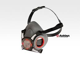 Upholstery Dry Cleaner Protective Respirator Mask Only No Cartridge Included For