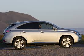 lexus suv models 2010 2010 lexus rx 450h information and photos zombiedrive
